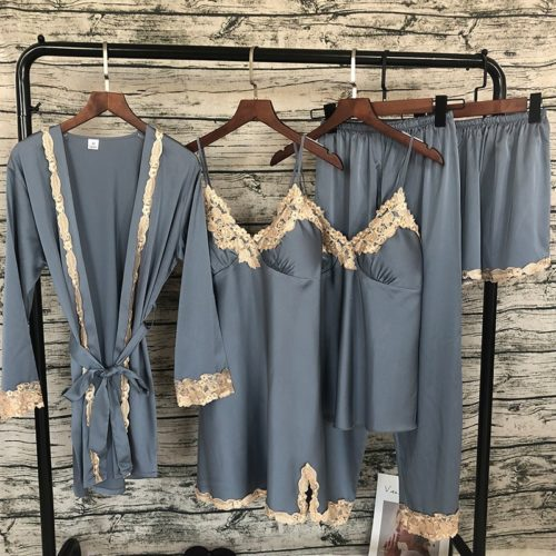 Sleepwear Women Comfortable Pajamas