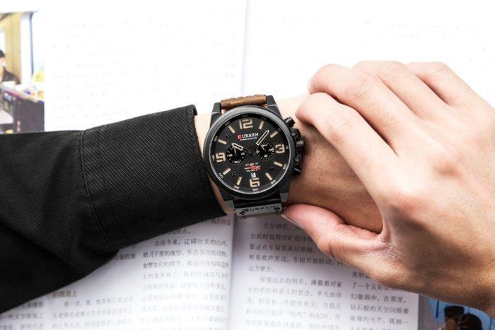 Waterproof Sports Wrist Watch for Men