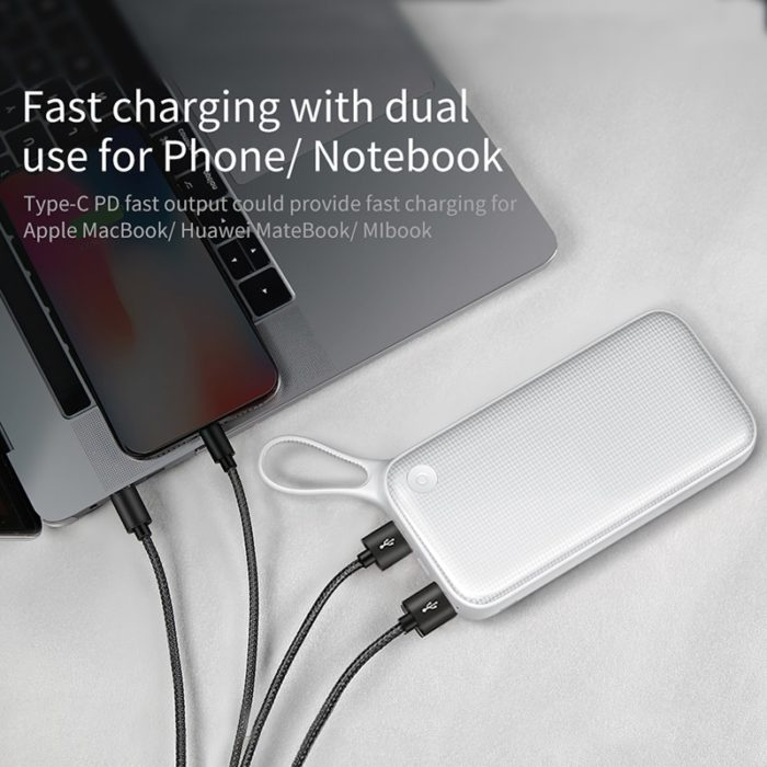 Powerbank Quick Charger