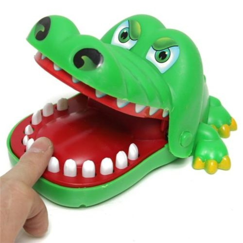 Preschool Toys Croc Jaw Surprise