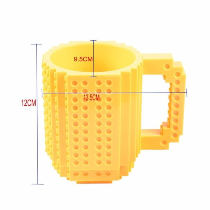 Lego Mug Creative Drinking Cup