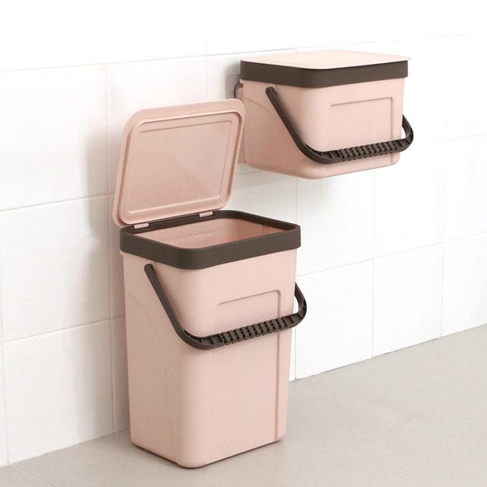 Garbage Bin Portable Trash Container