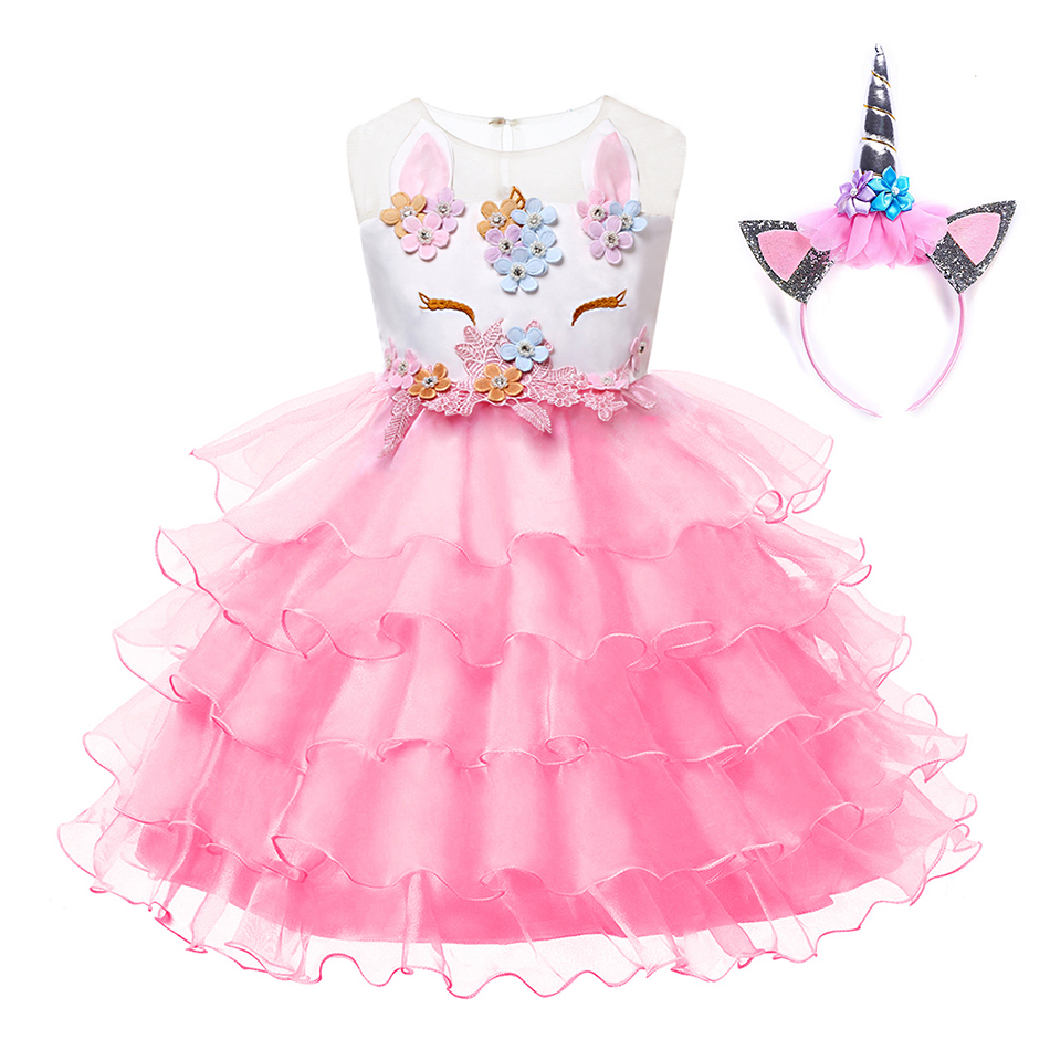 unicorn costume kids party dress  life changing products