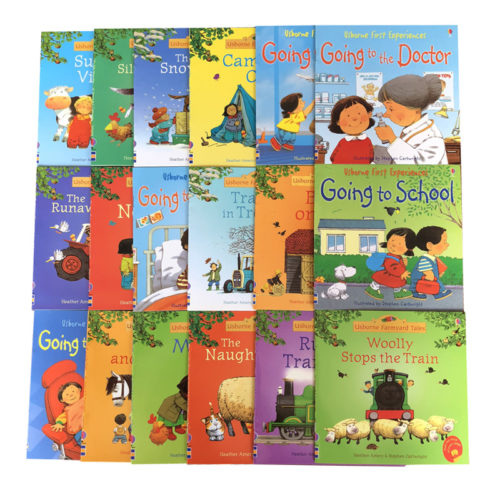 Children Story Books Farmyard Tales