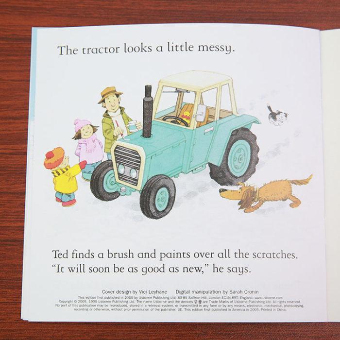 Children Story Books Farmyard Tales
