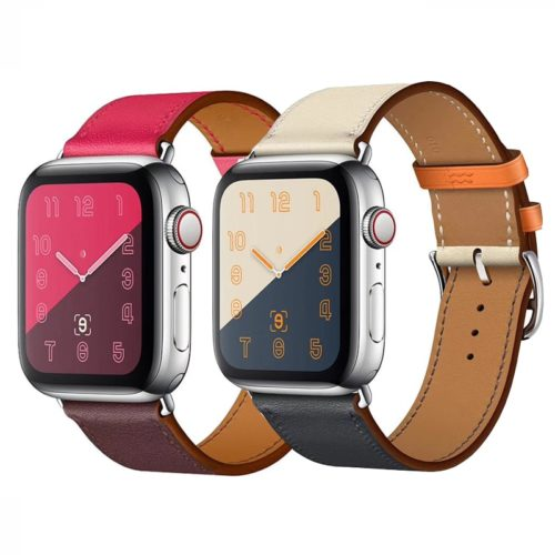 Apple Watch Leather Band Loop