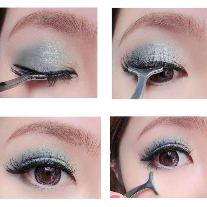 Tweezers For False Eyelashes