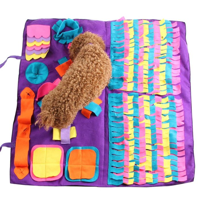 Snuffle Mat Pet Sniffing Toy Pad
