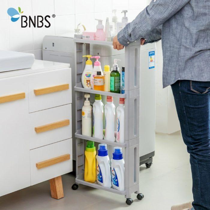 Kitchen Storage Racks Wheeled Layers