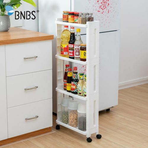 Kitchen Storage Racks Wheeled Layers
