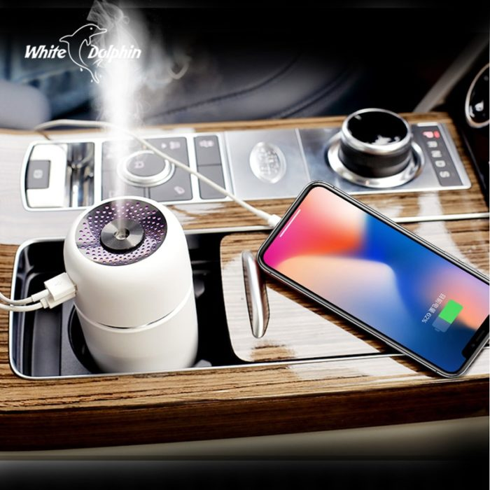 Home Humidifier LED Air Vaporizer
