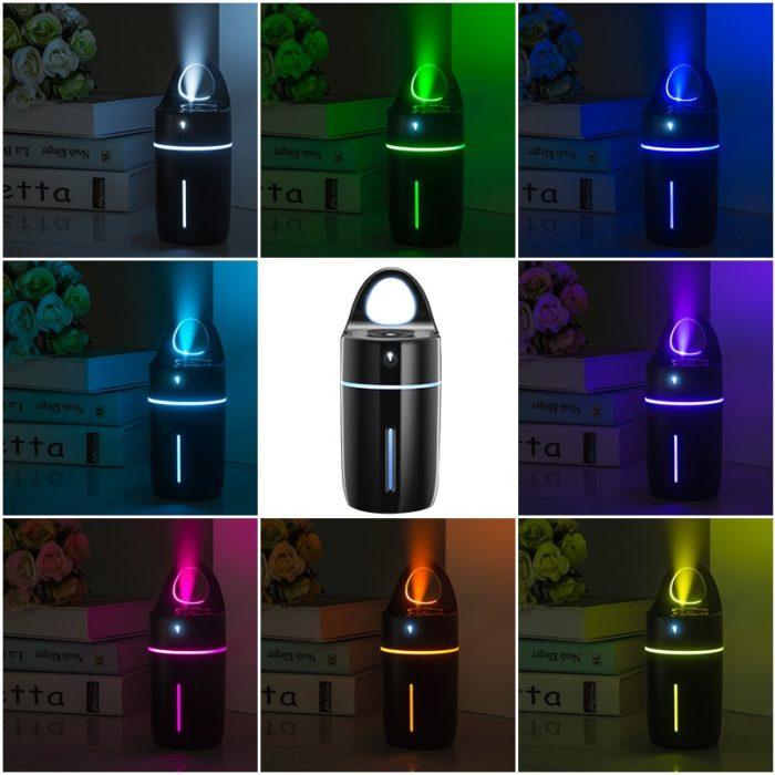Mini Humidifier Personal Aroma Diffuser