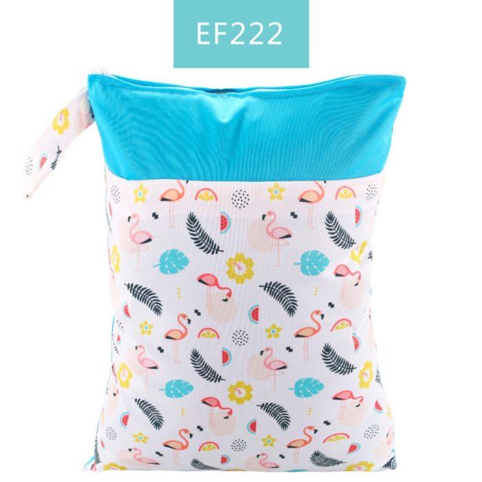 Wet Bag Reusable Waterproof Pouch