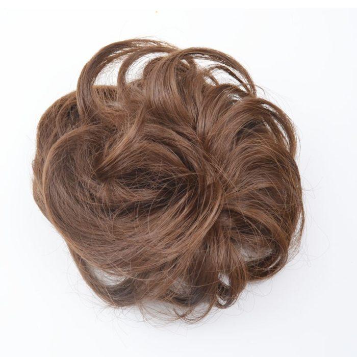 Hair Bun Extension Synthetic