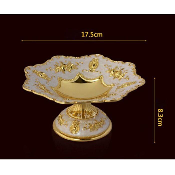 Fruit Tray Elegant Dessert Plate