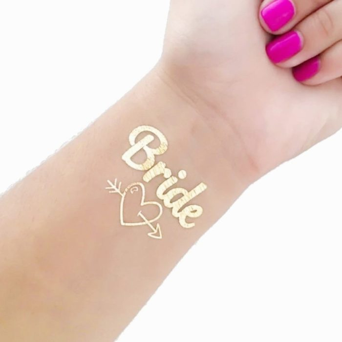 Temporary Tattoos For Hen Party 10pcs