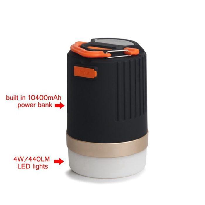 Outdoor Lamps Power Bank Lantern