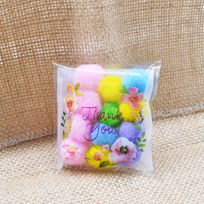 Plastic Bags For Parties 50/100pcs