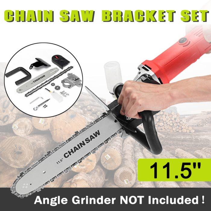 Chainsaw Blade 11.5-inch Bracket Set