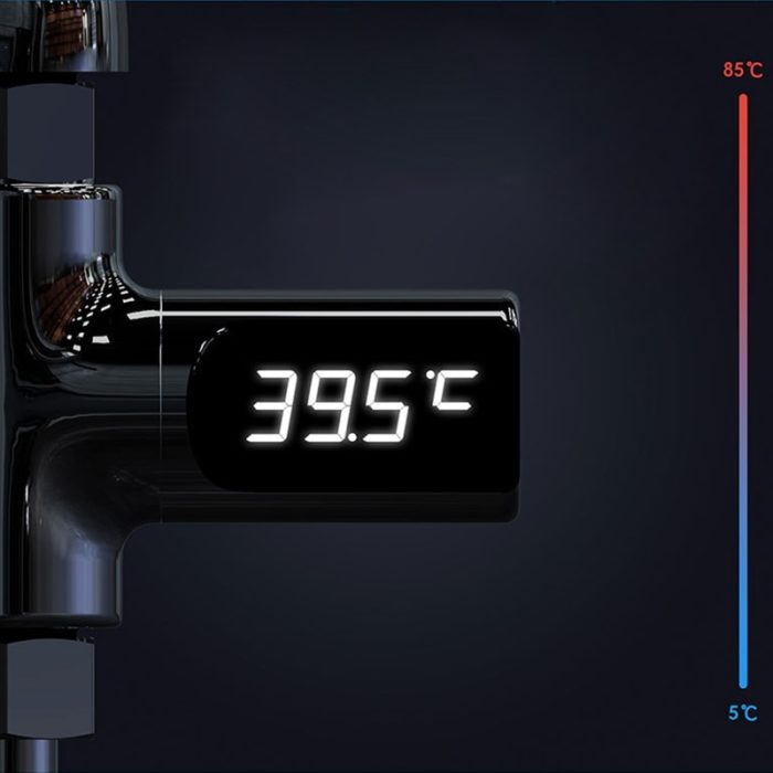 Water Thermometer Digital LED Display