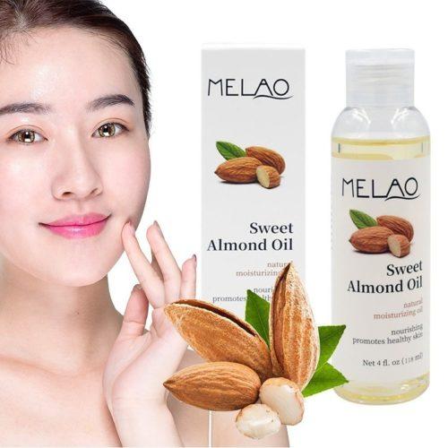 Almond Oil Skin Moisturizer