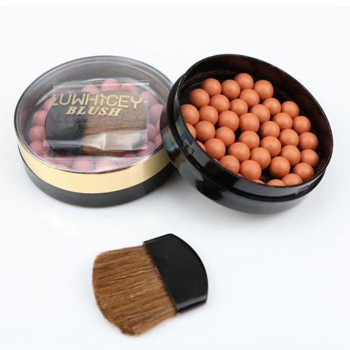Blush Makeup Waterproof Shimmer Balls