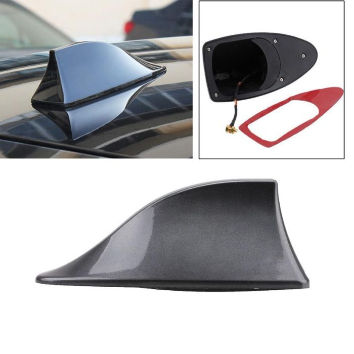 Car Antenna Shark Fin Design
