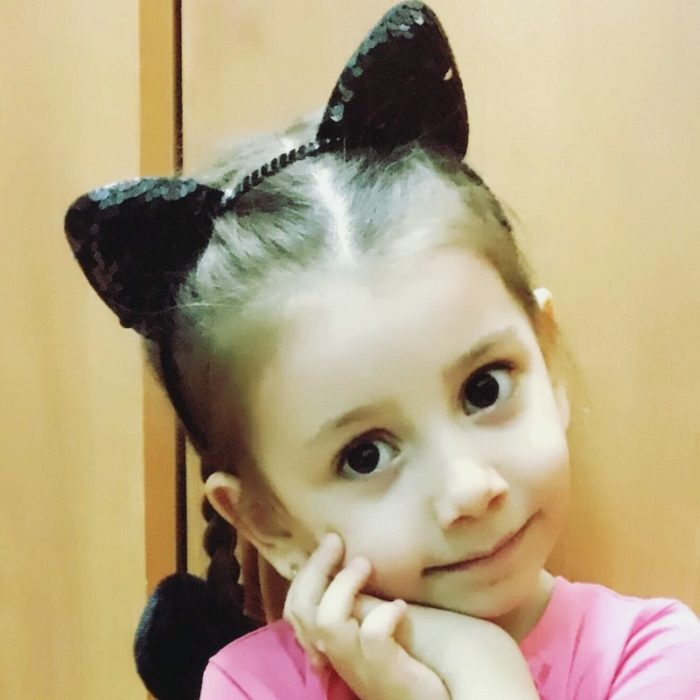 Cat Ears Fashionable Hairband