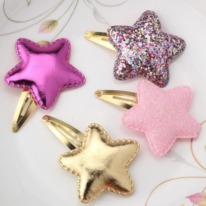 Hairpins Shiny Children Accessories