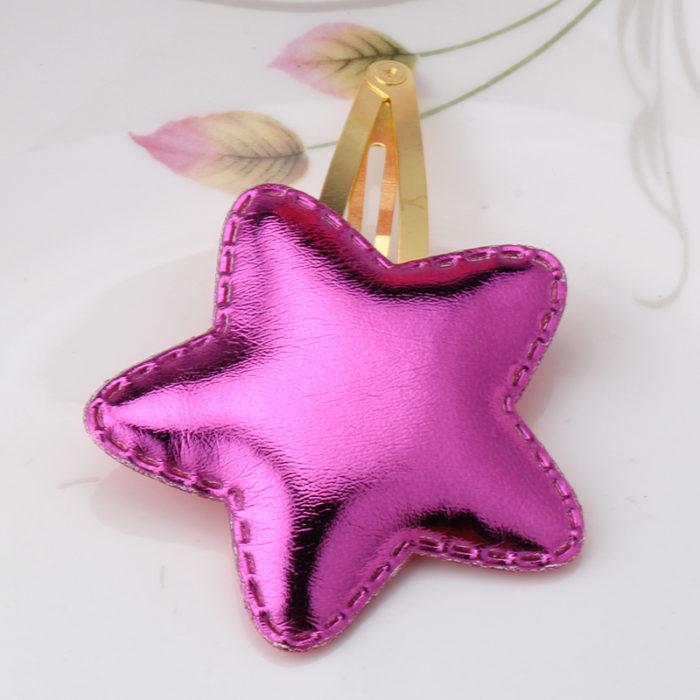 Hairpins Shiny Children Accessories