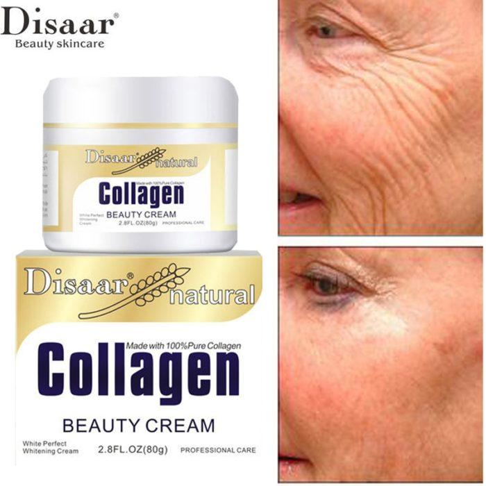 Collagen Facial Cream Beauty Care