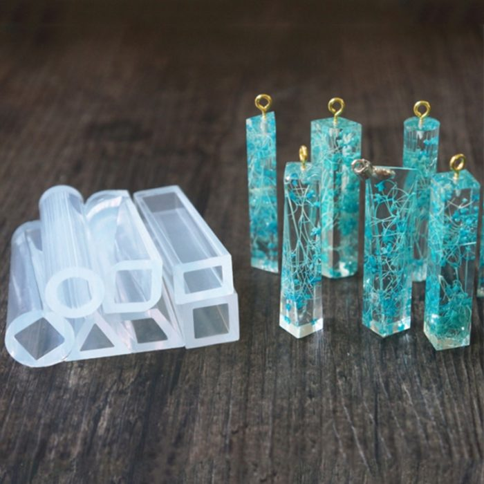 Resin Molds Jewelry Craft Maker