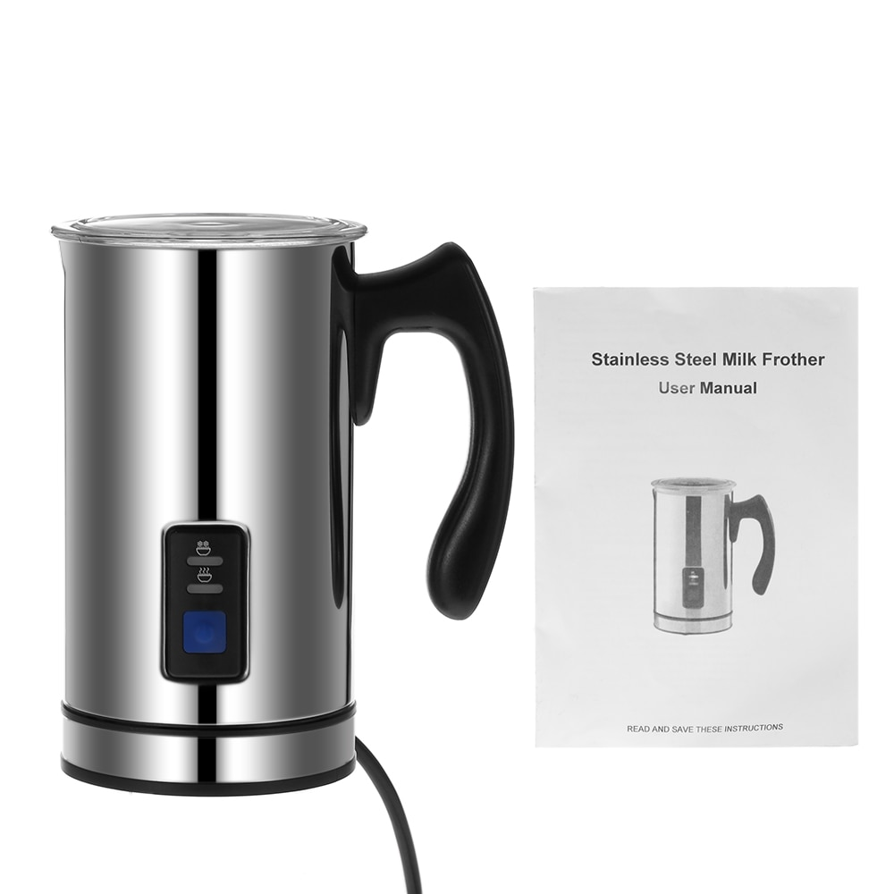 expressi milk frother instruction manual