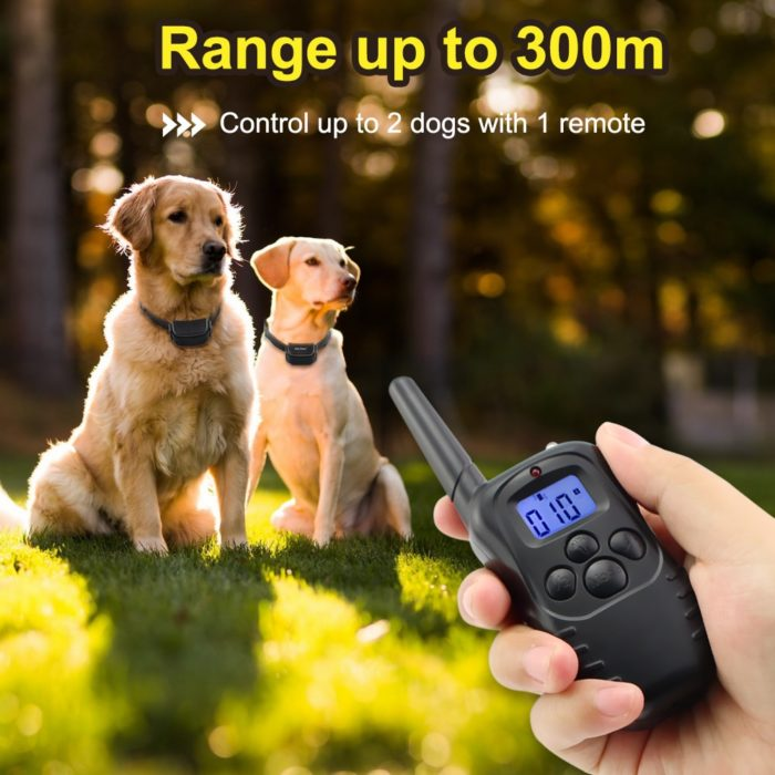 Bark Collar Dog Training Device
