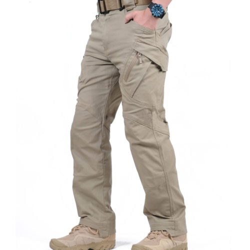 Tactical Pants Cargo Combat Trousers