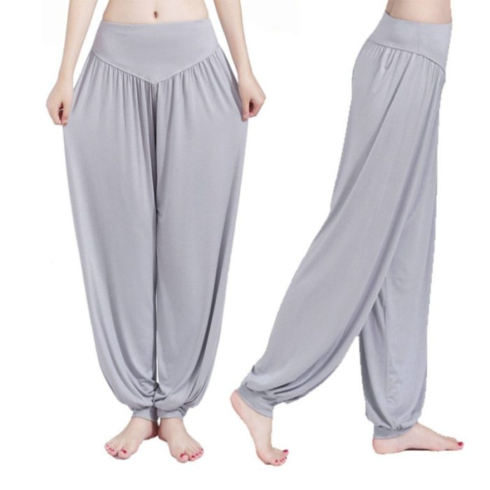 Yoga Pants For Women Smooth Wide Leg