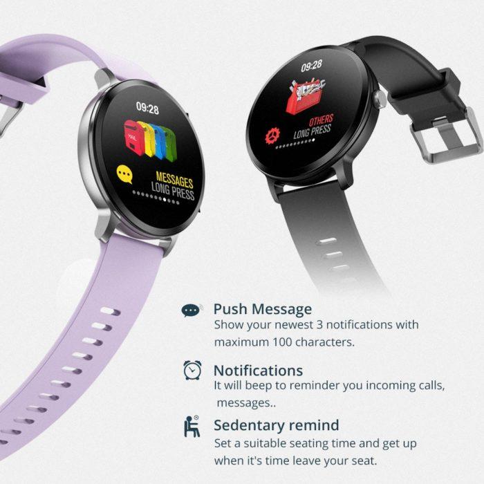 Smart Sport Watch Waterproof Tracker