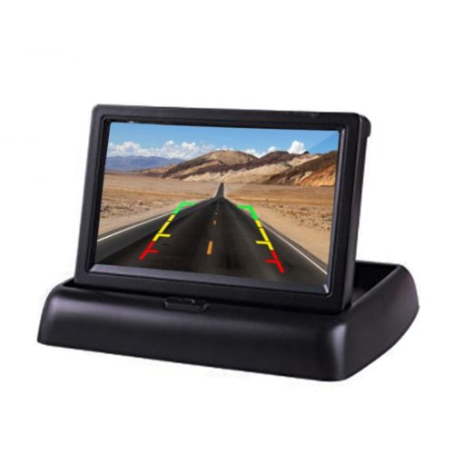 Car Reverse Camera Monitor System
