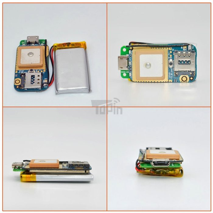 Small GPS Tracker Locator Device