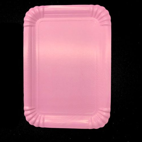 Disposable Plates Rectangular Shaped