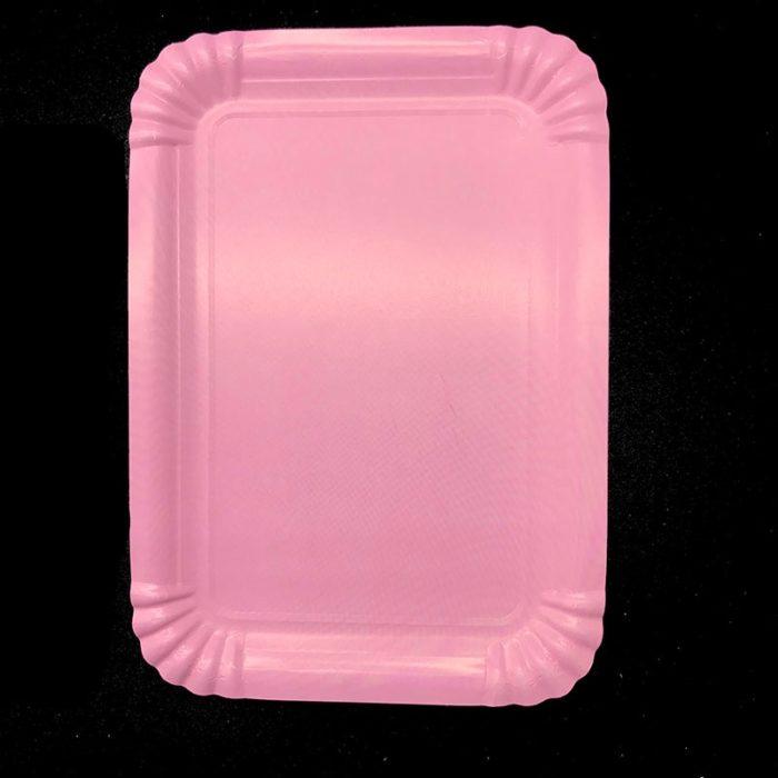 Disposable Plates Rectangular Shaped