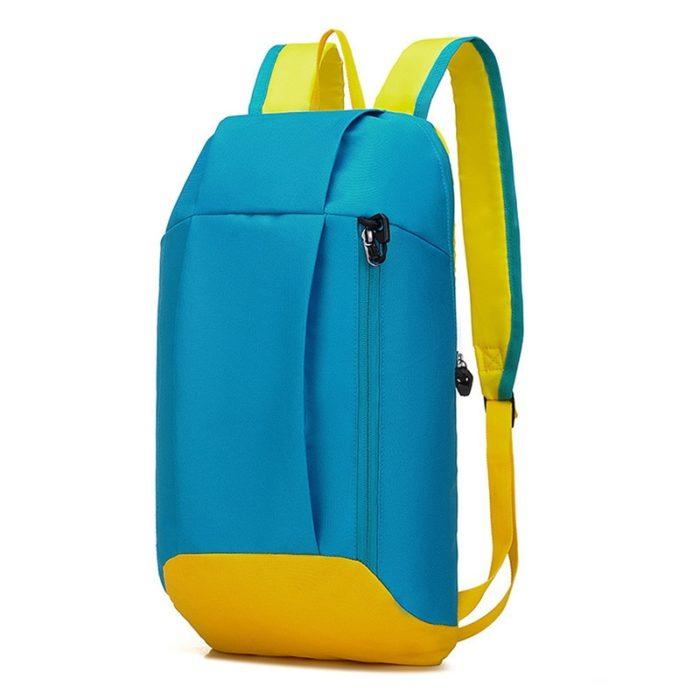Canvas Backpack 10L Hiking Travel Bag