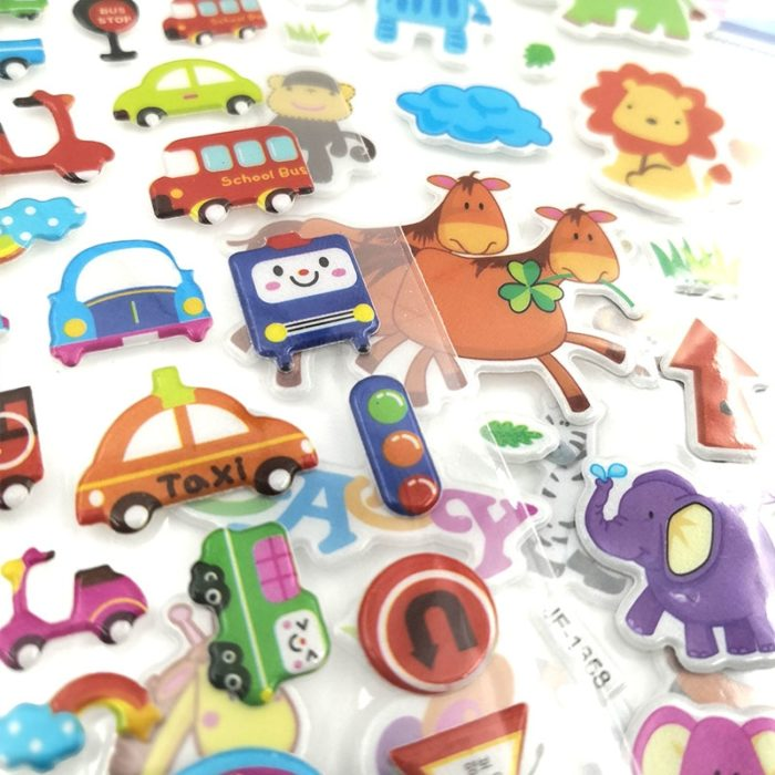 Sticker Design 3D Decor