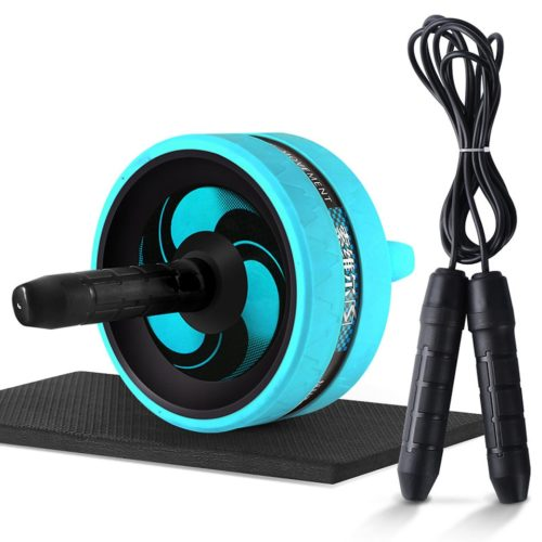 Abs Wheels and Jump Rope Fitness Tools