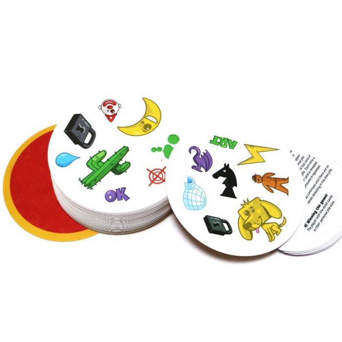 Spot It Game Cards