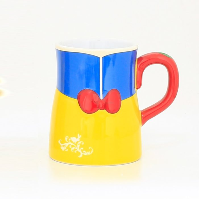 Disney Mugs 3D Princess Cups