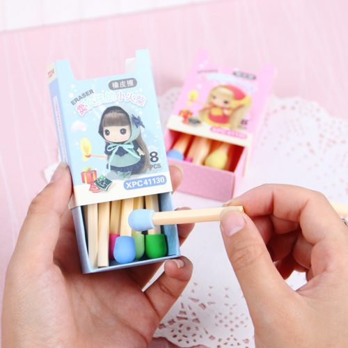 Cool School Supplies Pencil Eraser