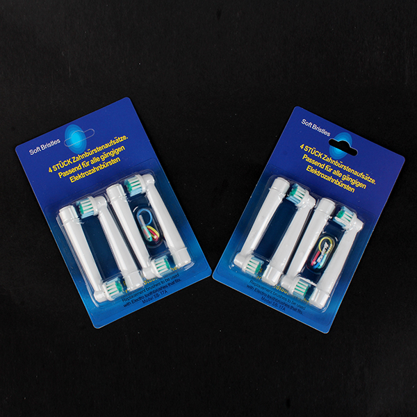 Toothbrush Replacement Heads 4pcs