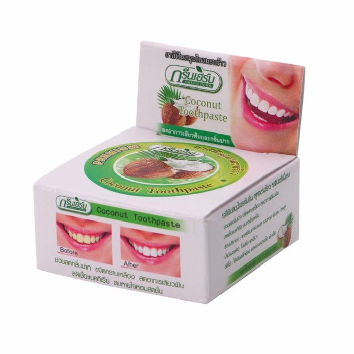 Herbal Whitening Toothpaste