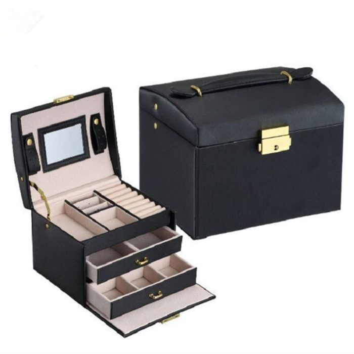 Jewelry Holder Organizer Box